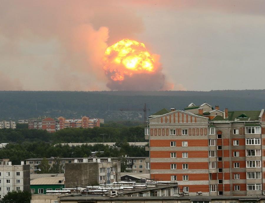 explosion nuclear rusa