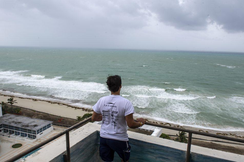 fenomeno de El Nino costa playa
