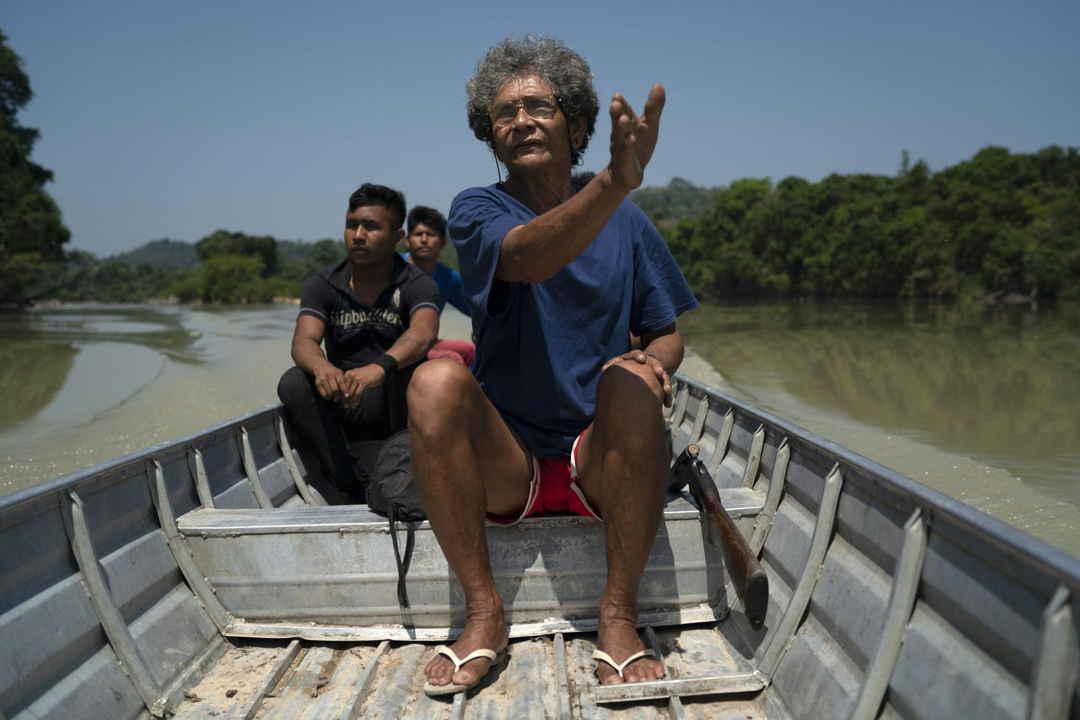 indigenas amazonia