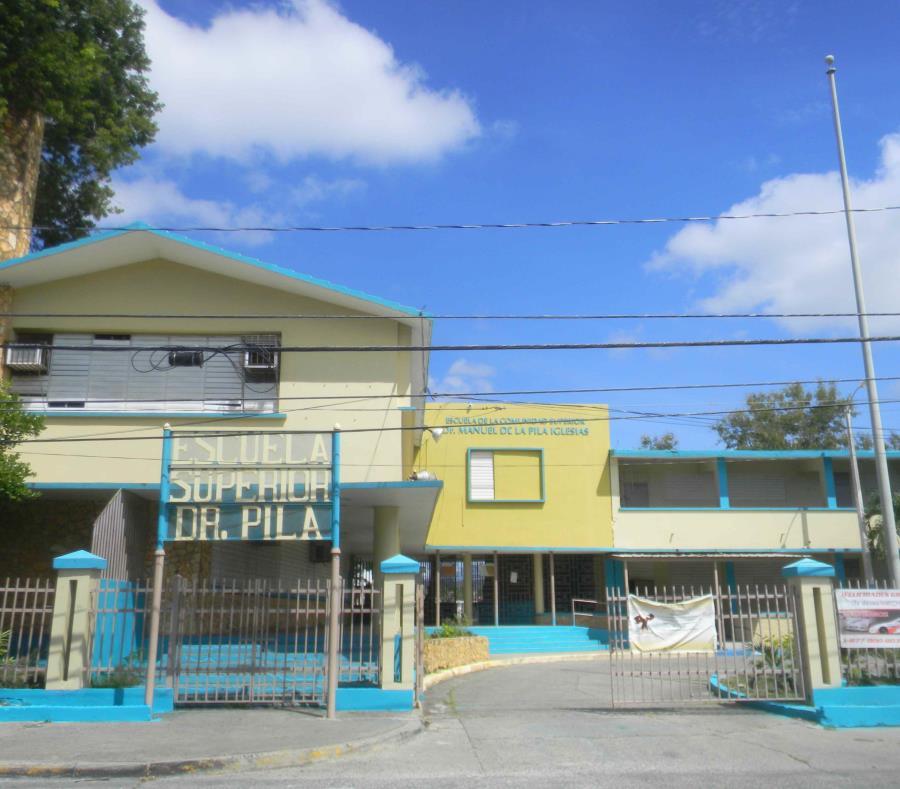 reciclaje en las escuelas Puerto Rico