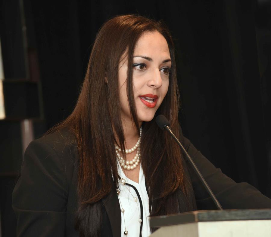 secretaria de DRNA Tania Vazquez