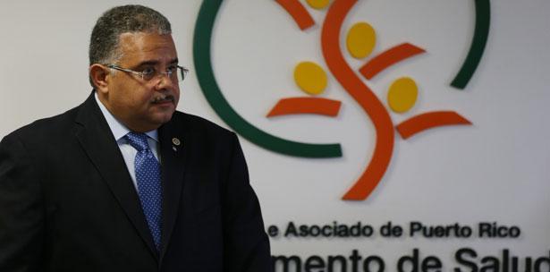 secretario de salud Puerto Rico