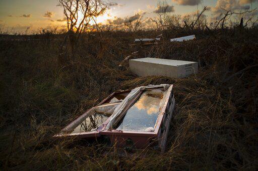 Bahamas limpieza tras el paso de Dorian