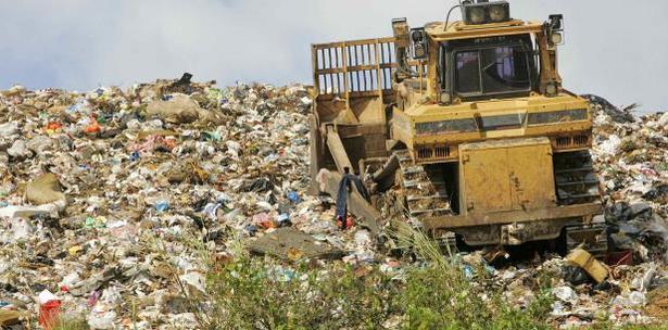 Desperdicios Solidos Vertedero De Toa Baja Basura