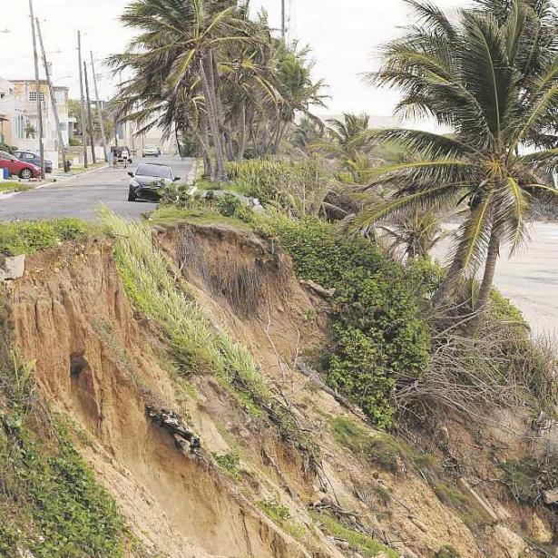 Erosion costera