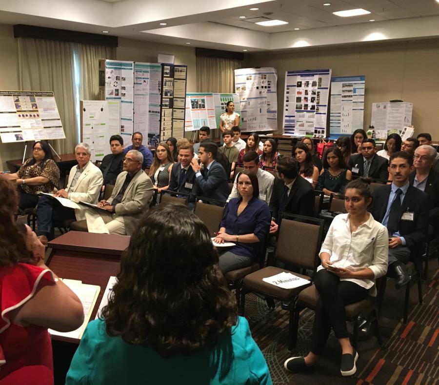 Jovenes Cientificos Por Puerto Rico