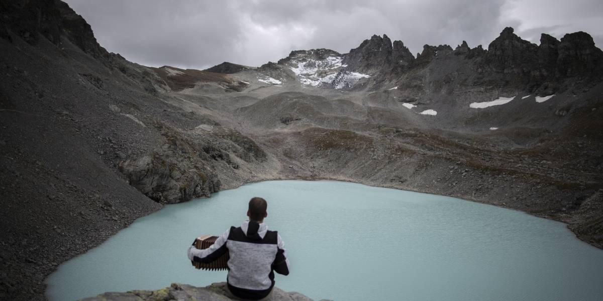 Wildlake Y El Glaciar Pizol