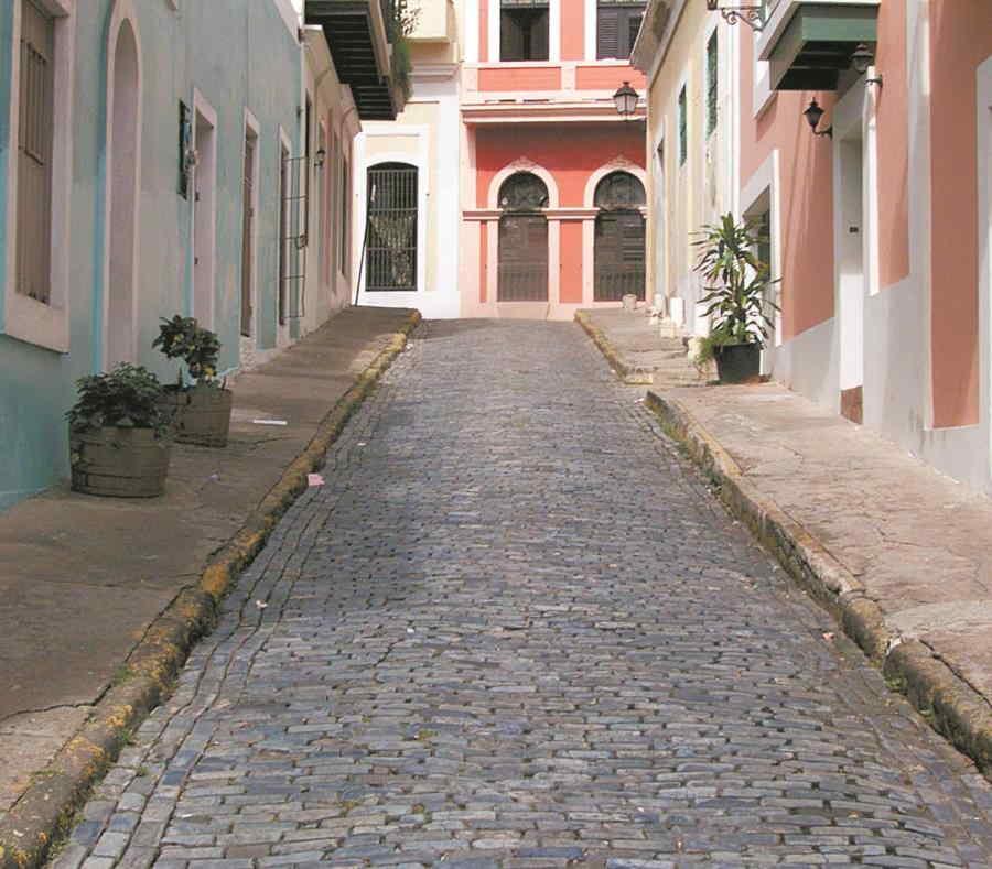 cinco siglos de San Juan