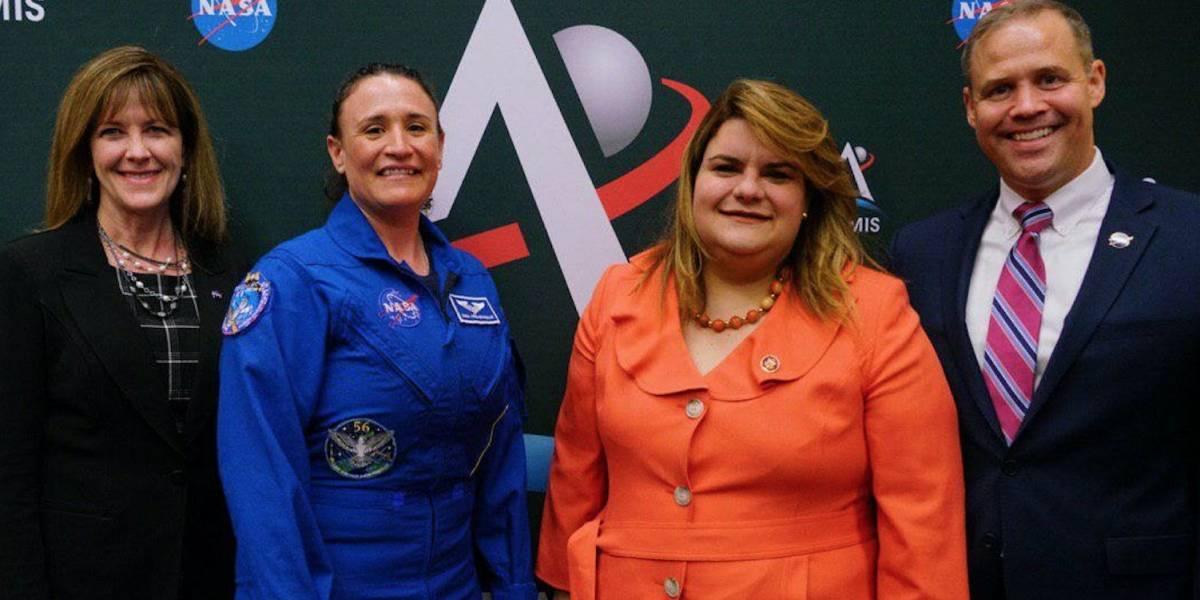 comisionada residente Jenniffer Gonzalez Colon NASA