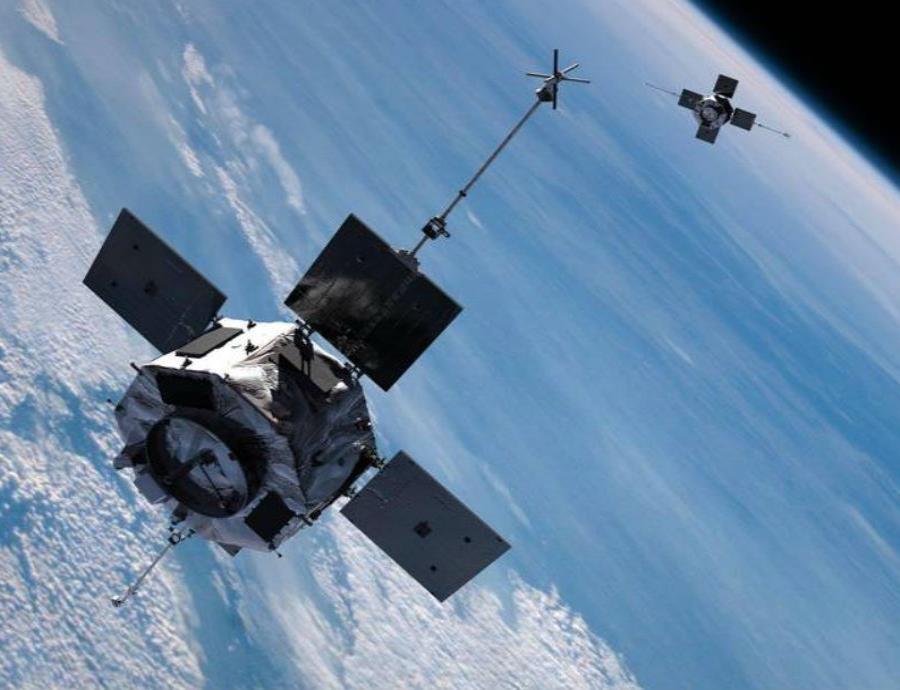 satelite de SpaceX