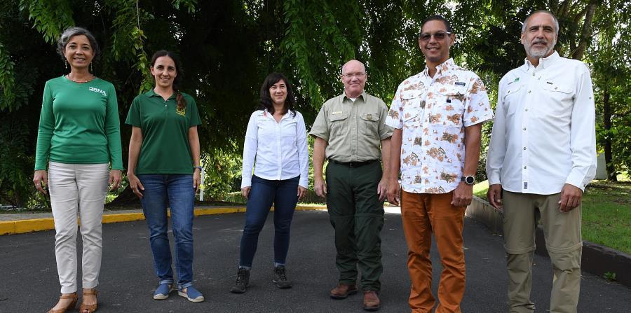 Equipo De Accion Para La Conservacion De Las Areas Protegidas