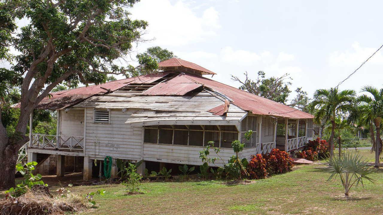 Estructura Del Distrito Historico De Aguirre