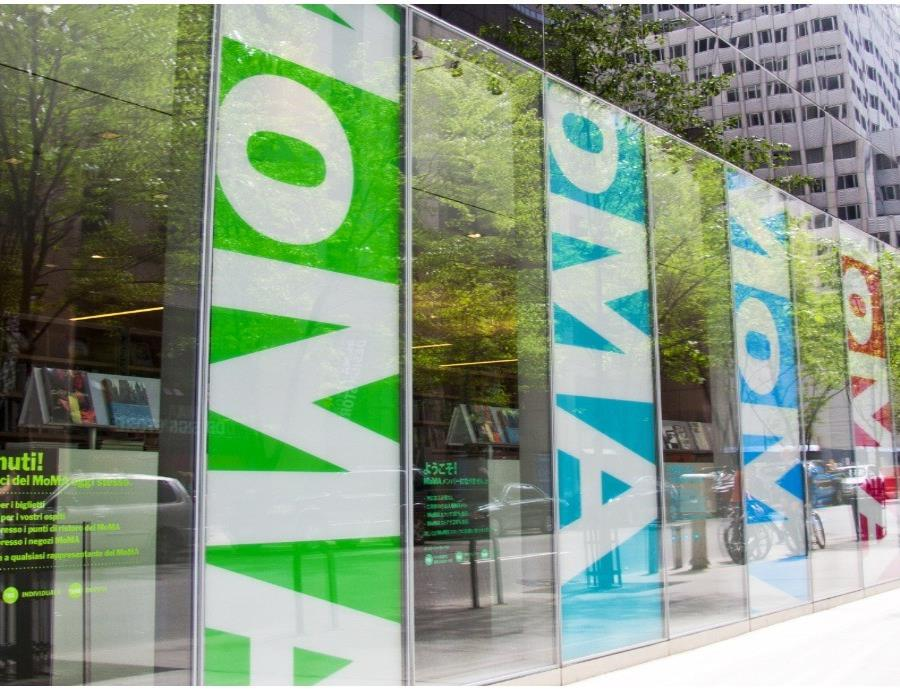Museo De Arte Moderno De Nueva York Moma