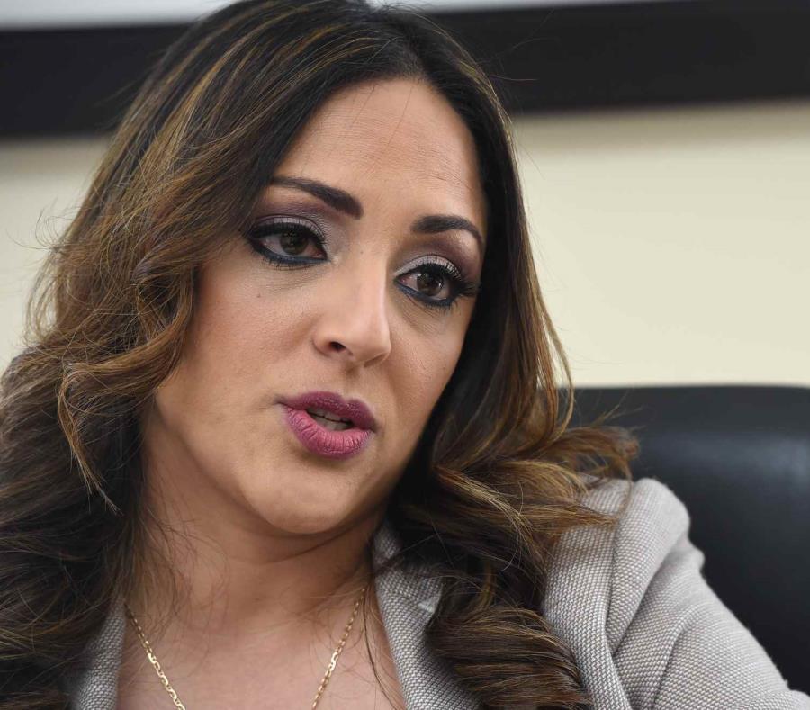 Tania Vazquez Secretaria De Recursos Naturales