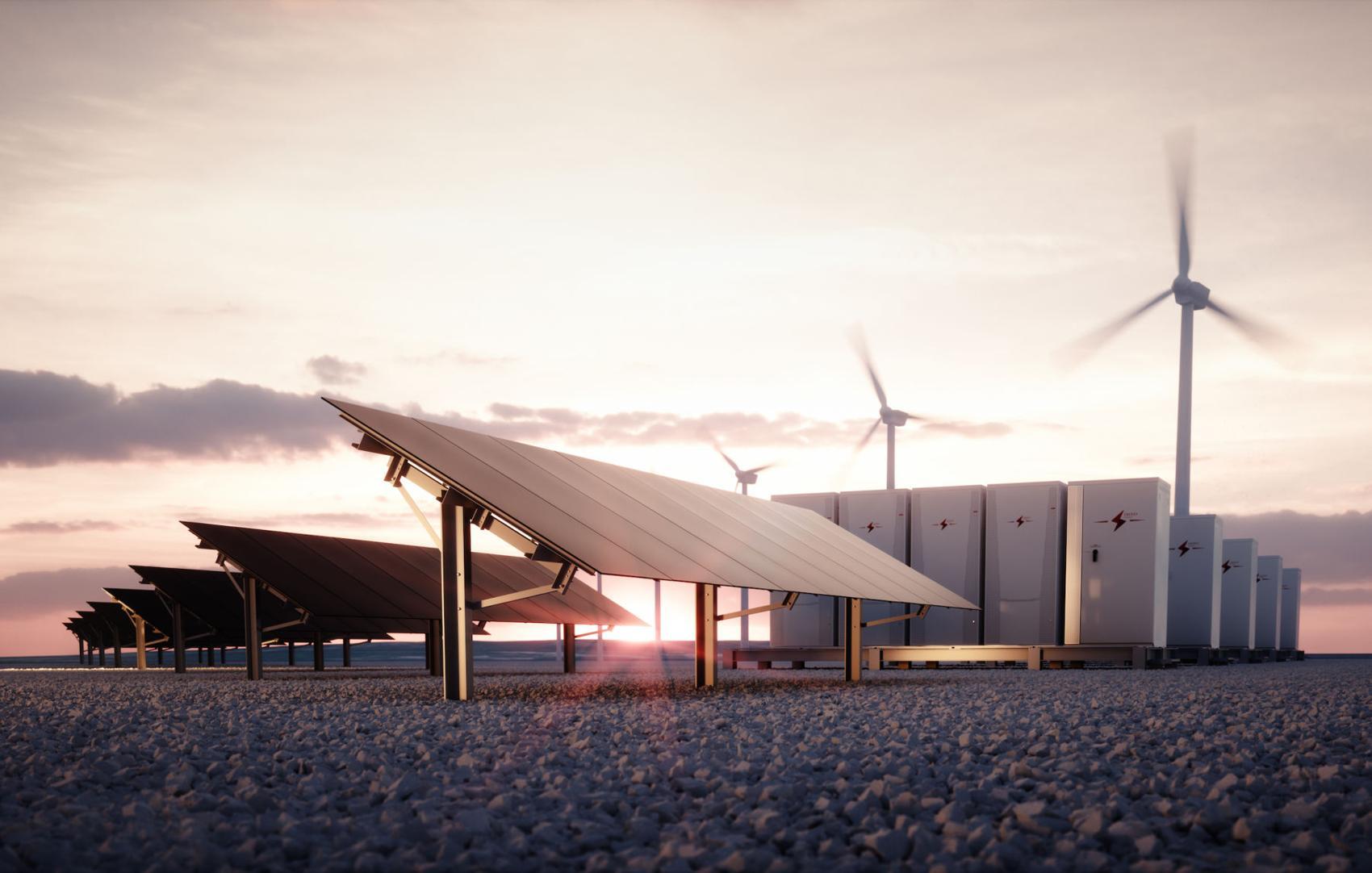 Energia Renovable Placas Solares