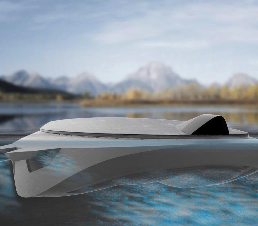 Máquina Del Proyecto Rémora Potabilizadora De Agua
