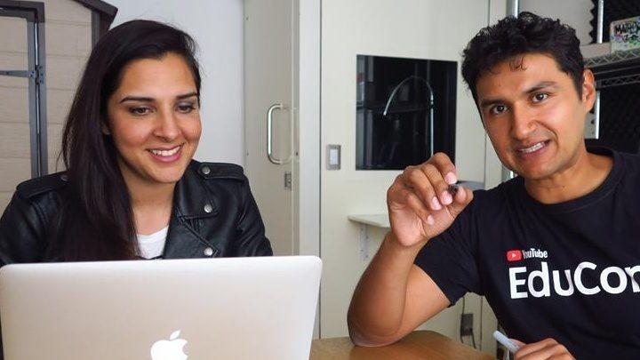 Mexicanos Maria Gonzalez Y Jose Andalon Creadores De Math2me