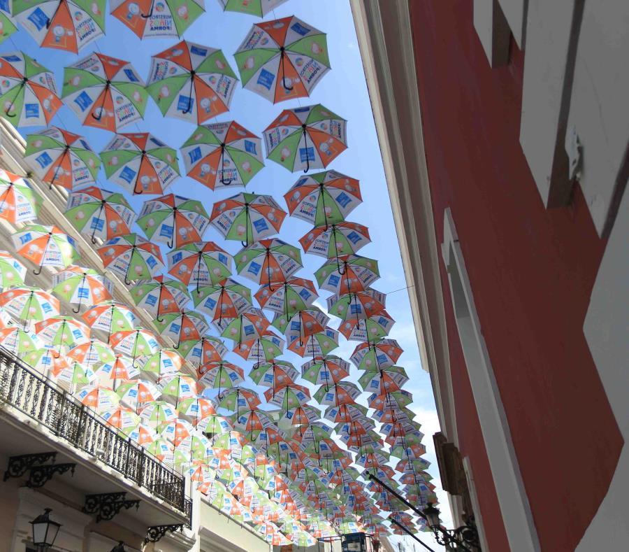 Sombrillas A La Calle Fortaleza