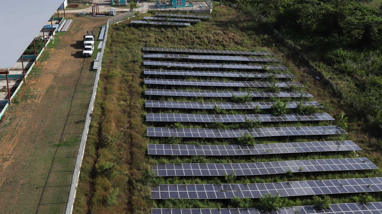 PLACAS SOLARES Energia Renovable