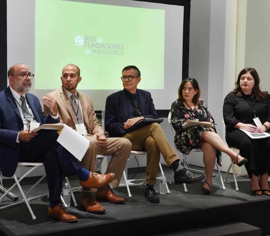 Red De Fundaciones Se Transforma En Filantropia Puerto Rico