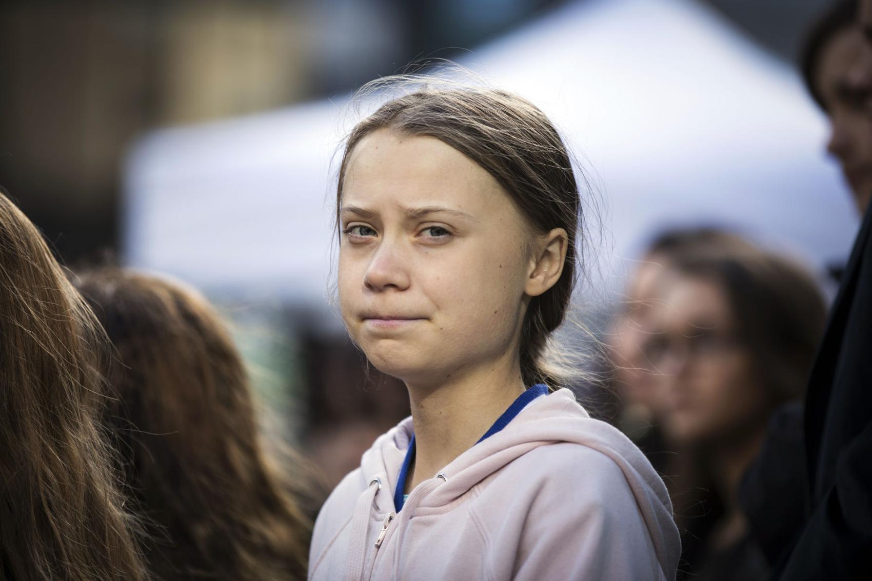 Activista Climatica Greta Thunberg