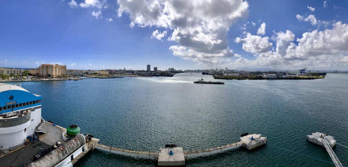 Bahia De San Juan Puerto Rico