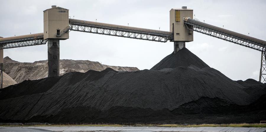 Deposito De Cenizas De Carbon