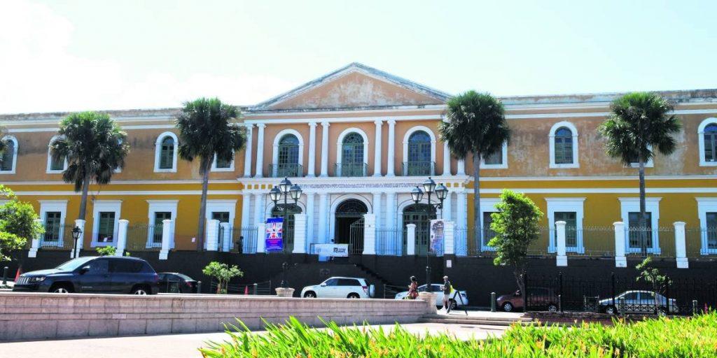 Edificio Asilo De Beneficencia Sede Del Instituto De Cultura Puertorriquena ICP