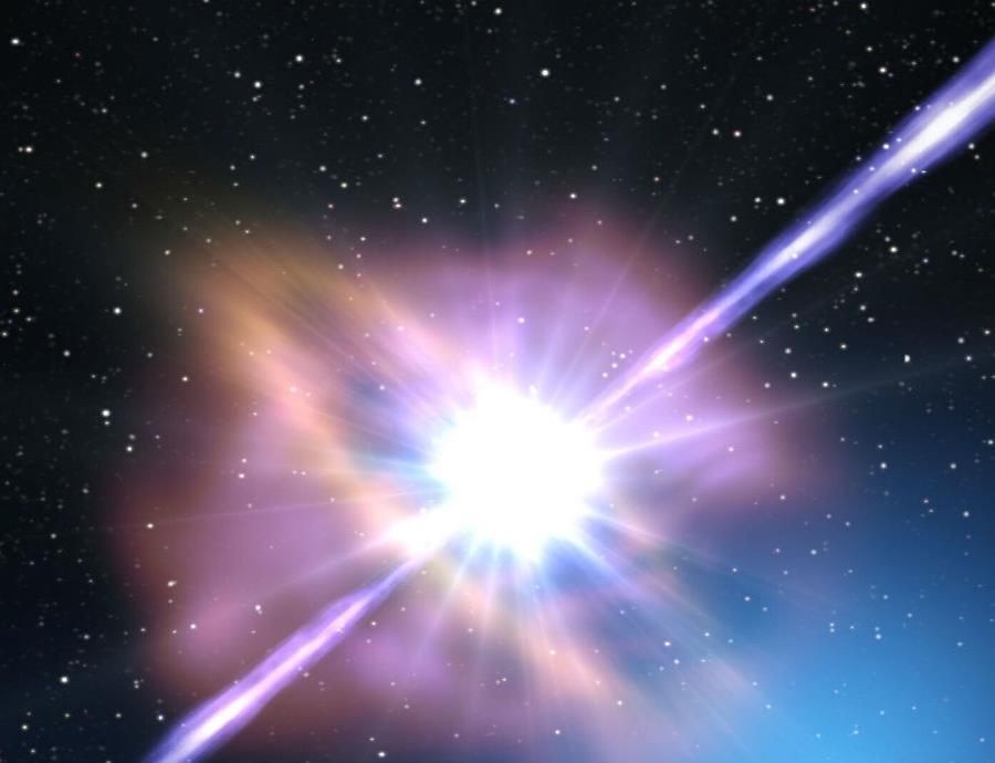 La Mayor Explosion Del Universo Jamas Observada