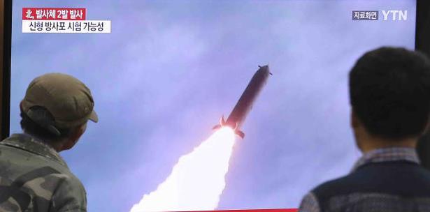 Lanzamiento De Los Cohetes