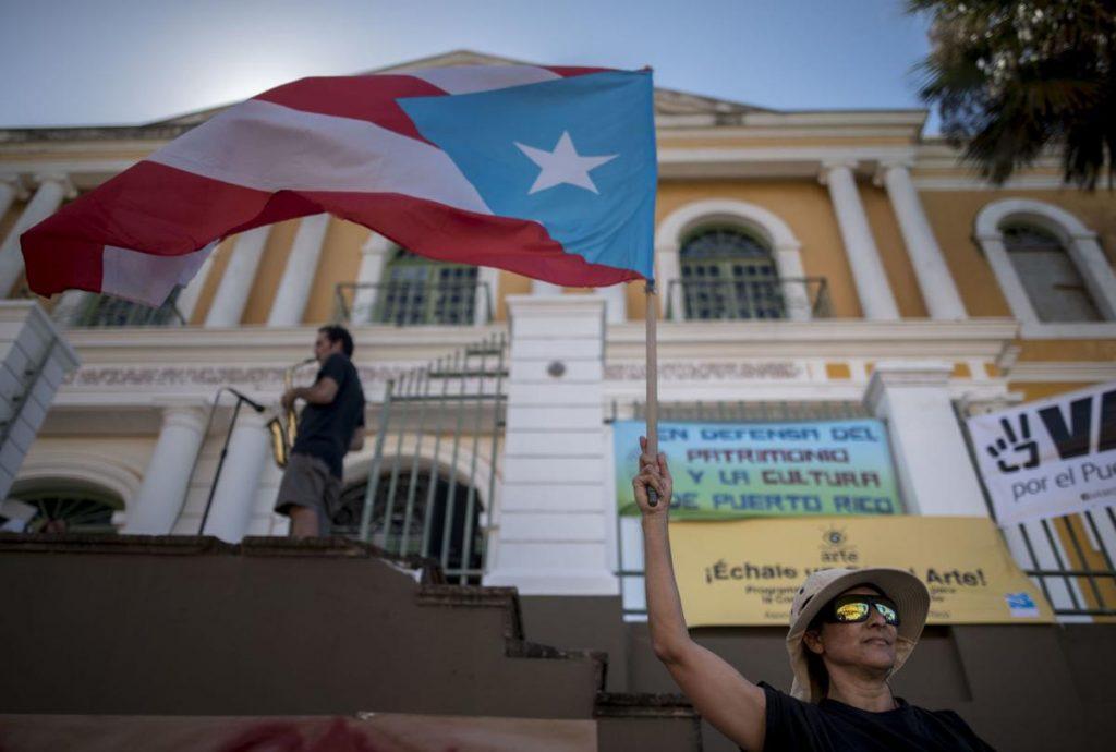 Manifestacion En Repudio A La Venta De Los Inmuebles Historicos