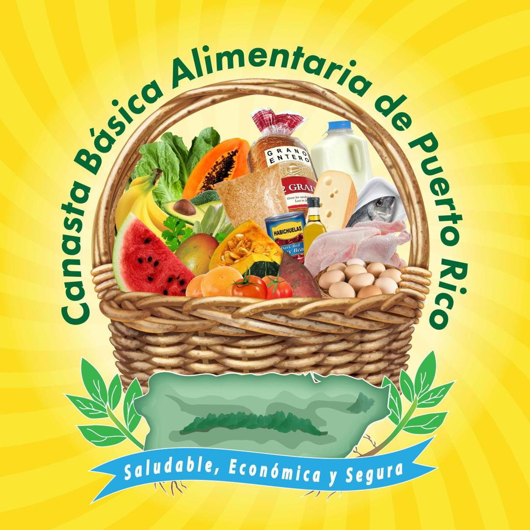 Canasta Básica Alimentaria Puerto Rico