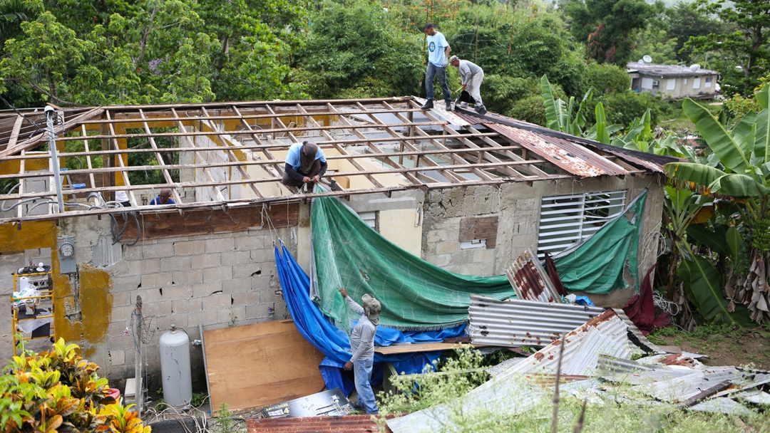 Fundación Azriel Impacta Tu Hogar Viviendas