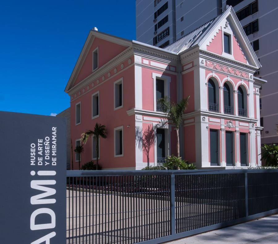 Museo De Arte Y Diseno De Miramar MADMI