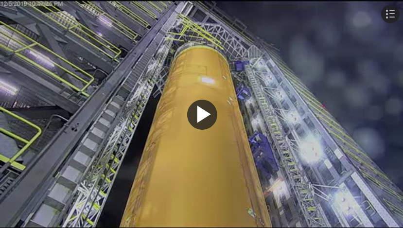 NASA Cohete Hombre Luna