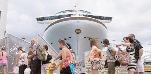 Cruceros En San Juan