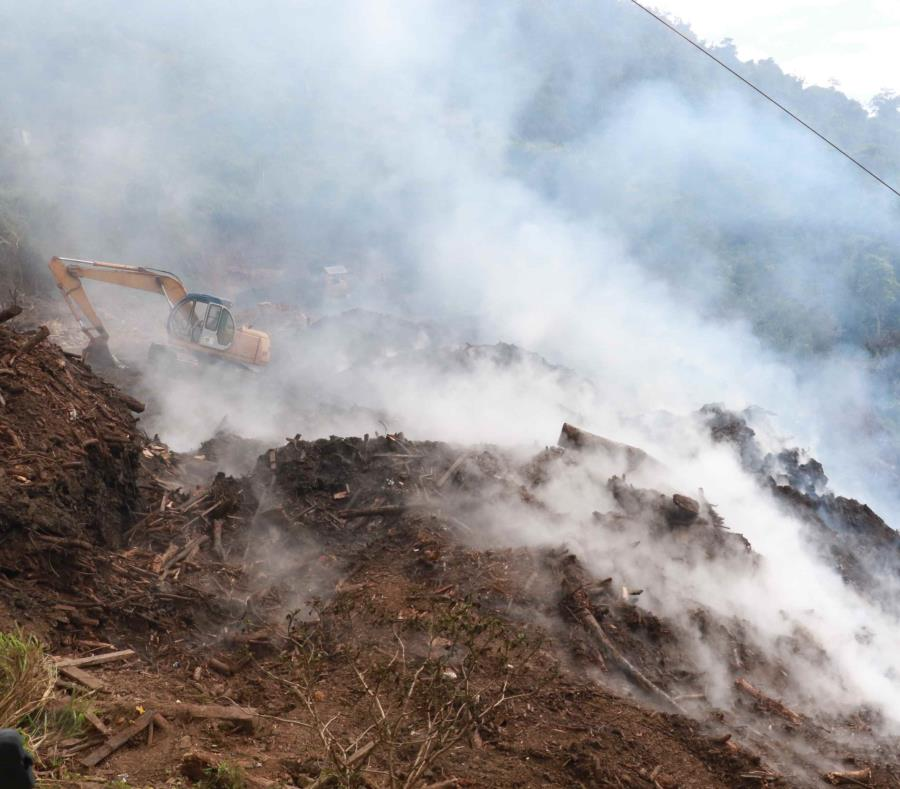 Fuego Incendio En Cayey