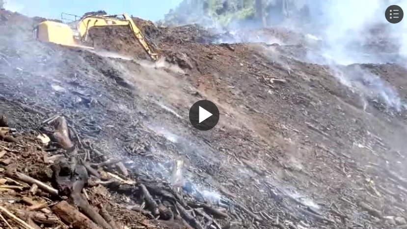 Incendio En Finca En Cayey