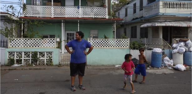 Pobreza Infantil En Puerto Rico