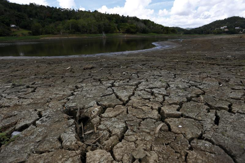 Sequia Escasez De Agua Caribe Puerto Rico