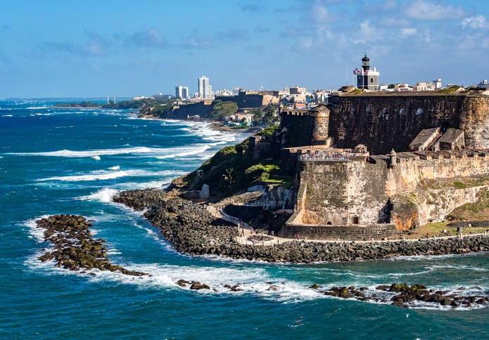 Castillo San Felipe Del Morro Puerto Rico