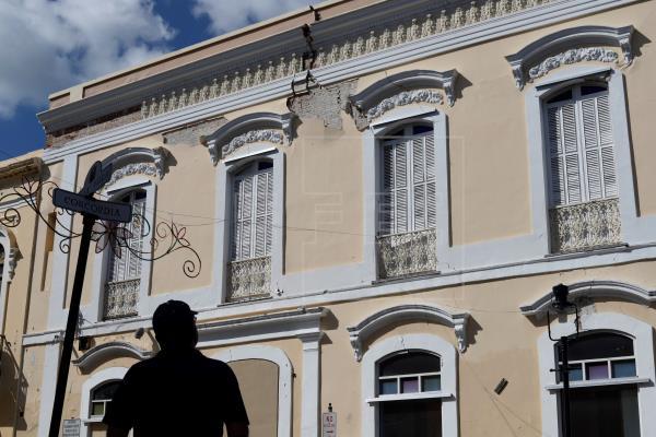 Daños En La Ciudad De Ponce Tras Sismo