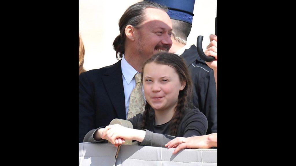 Familia De Greta Thunberg