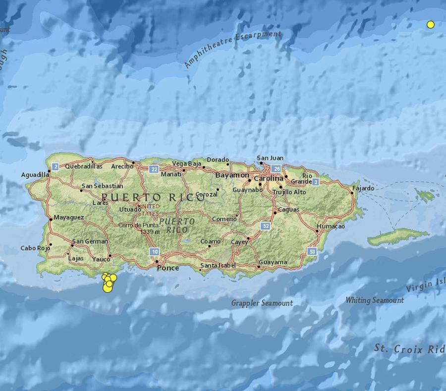 Manejo De Emergencias Puerto Rico