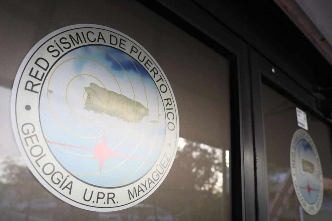 Red Sismica Puerto Rico