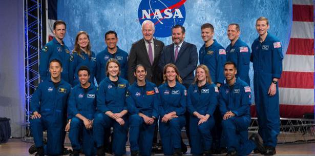 Astronautas NASA Viaje Luna