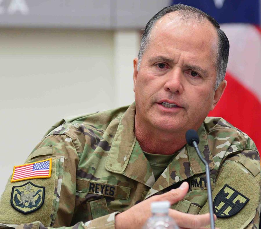 Ayudante General Guardia Nacional Jose Juan Reyes