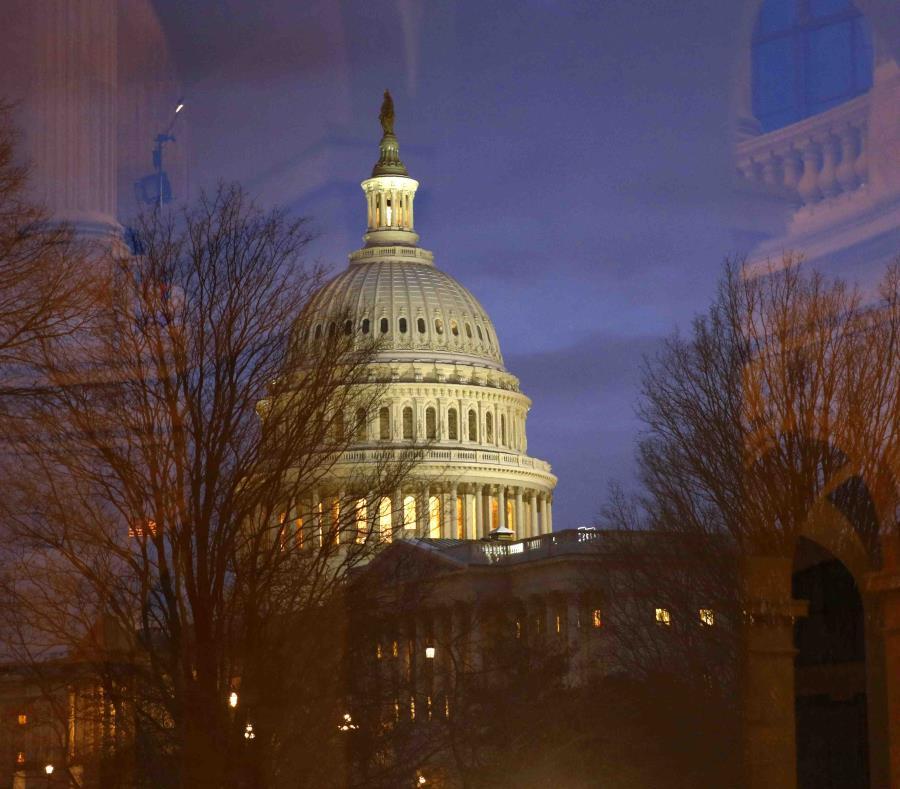 Domo Del Congreso En Washington