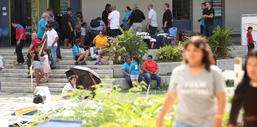 Refugio Escuela Vocacional Bernardino Cordero Bernard