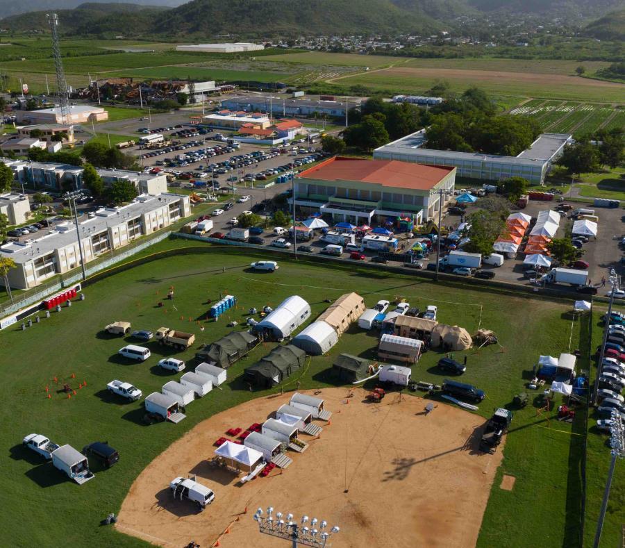 Refugios En Guanica